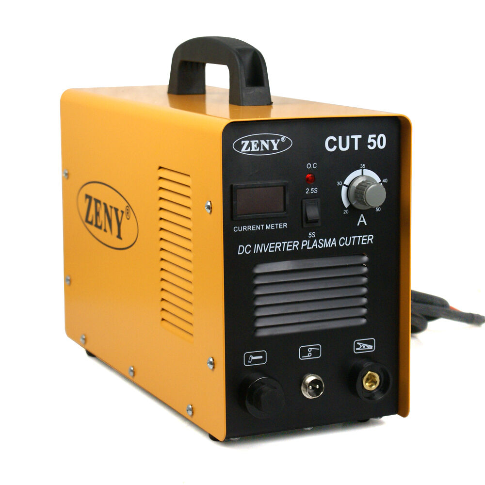 CUT-50 Electric Digital Plasma Cutter Inverter 50AMP Welder Cutting Dual Voltage