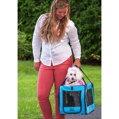 Pet Gear Signature Pet Car Seat  Carrier for cats and dogs up to 20-pounds, Aqua