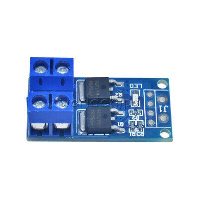 5pcs Dual-mos Fet Trigger Switch Drive Module Pwm Regulator Control Panel 400w