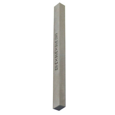 1//2/'/' x 1//2/'/' x 4/'/' HSS Square Tool Bit Lathe Fly Cutter Mill Blank