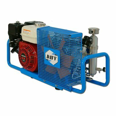 Air Cooling High Pressure Pump Gas-powered Compressor Pcp Airsoft Scuba Diving