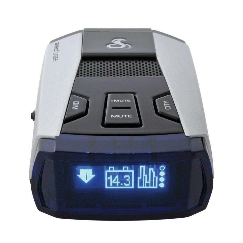 Cobra SPX 6655 IVT Ultra Performance Radar Detector New Updated IVT Filtering