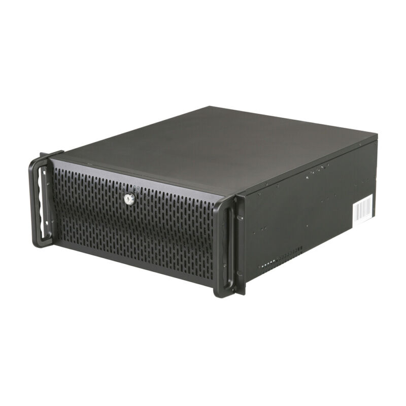 Rosewill RSV-R4000 Case Server 4U 8Bays 4 Fan USB CEB ATX Black 1.0mm SECC