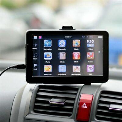 UK 7 Inch Car Truck GPS Navigation Lorry Coach HGV Navigator SAT NAV 8GB ROM