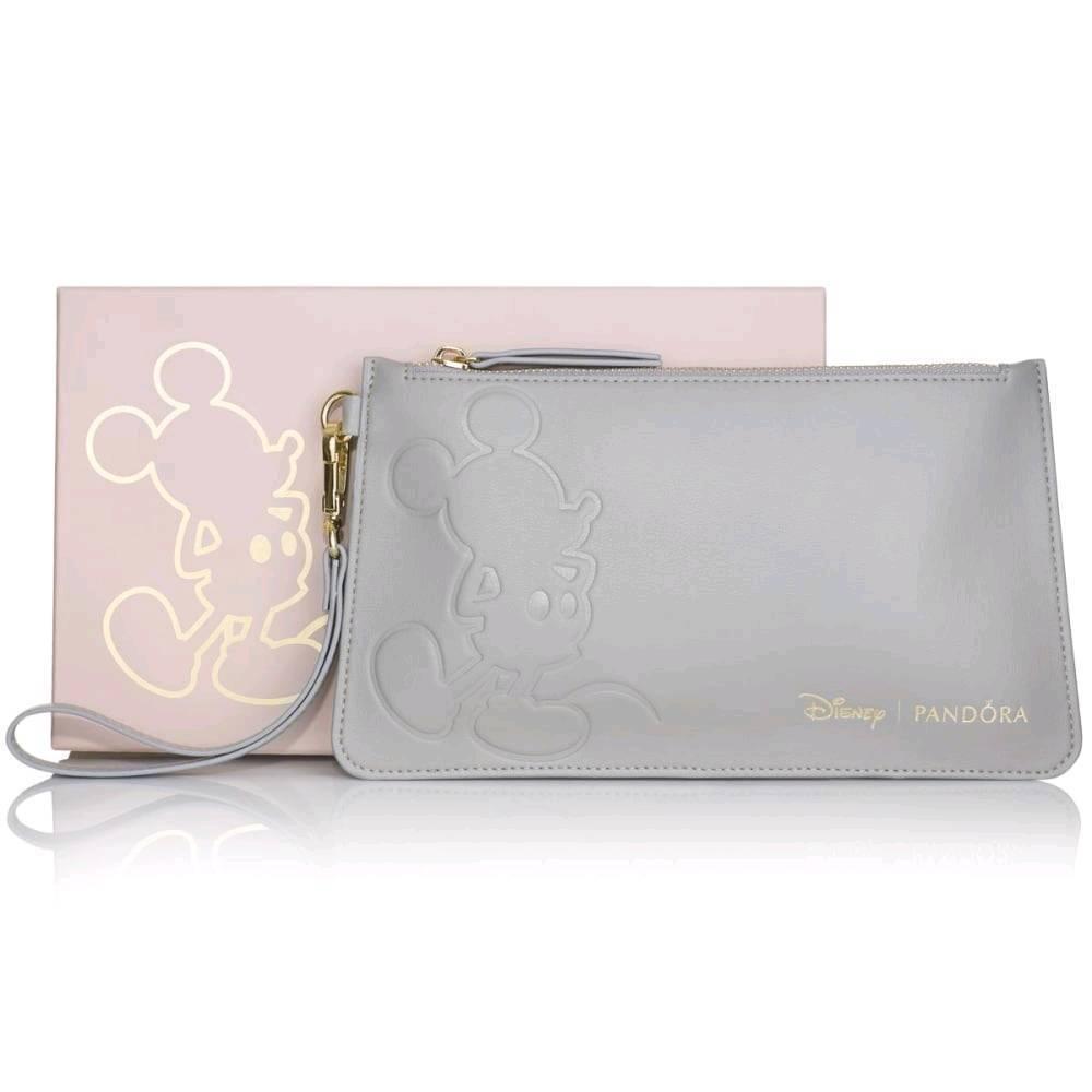 Disney Leather Pandora Clutch Bag