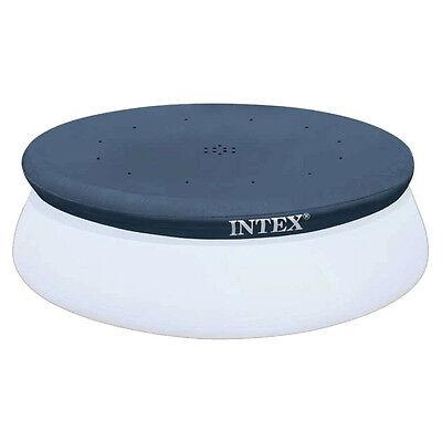 Intex 10' Easy Set Swimming Pool Debris Vinyl Cover Tarp | 28021E