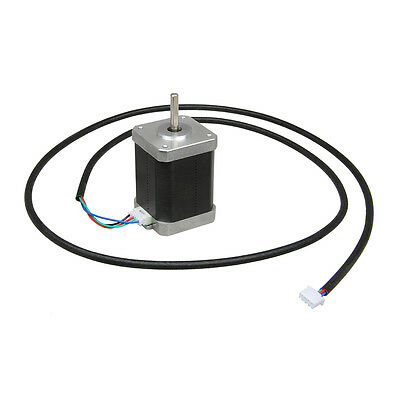 Stepper Motor 2 Phase 1.5a 2.7v 60mm Cnc For Reprap Makerbot Prusa 3d Printer
