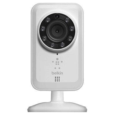 NEW Belkin Webcam WeMo NetCam Standard Definition for Smartphones
