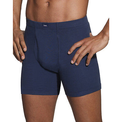 Hanes Classics Mens Boxer (Hanes Classics Men's Dyed Boxer Briefs with ComfortSoft Waistband 5-Pack)