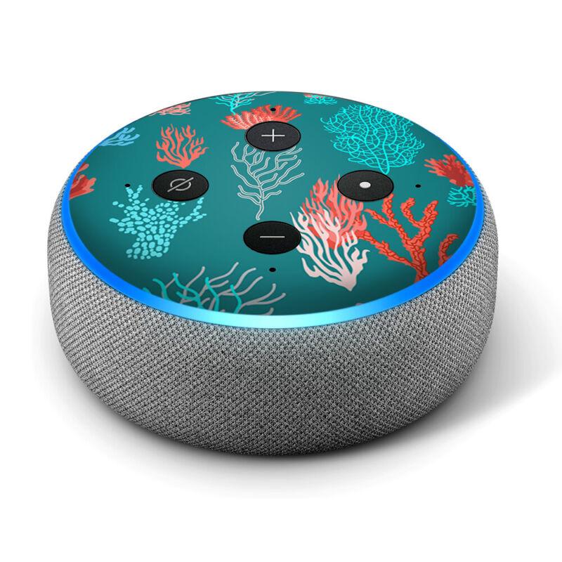 Vinyl Decal Skin for Amazon Echo Dot 3rd Gen - Bohemian 3
