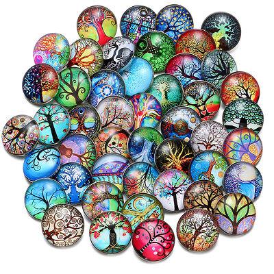 Snap Button Jewelry (20pcs/lot Multi Pattern 18mm Glass Ginger Snap Button Jewelry DIY Snaps Jewelry)