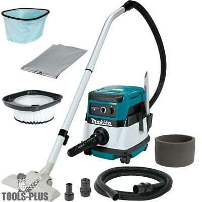 Makita Xcv04z 36v X2 Lxt 2.1-gallon Hepa Filter Dry Dust Vacuum Tool Only New