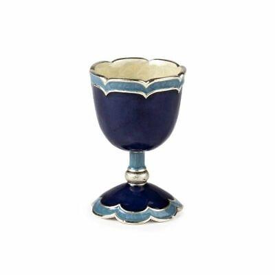 Quest Collection Kids Kiddush Cup Blue - $65.22