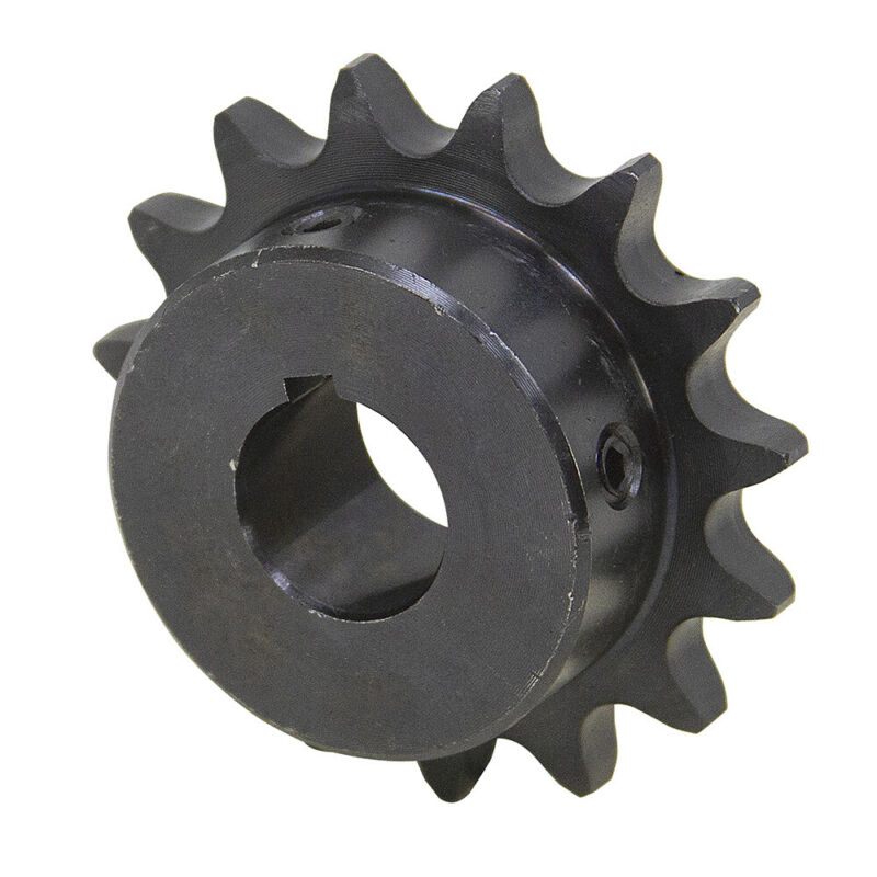 """20 Tooth 3/4"""" Bore 40 Pitch Roller Chain Sprocket 40BS20H-3/4 1-2123-20-C"""