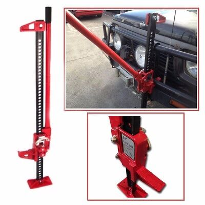 Off Road Ratcheting Farm Jack Truck High 48