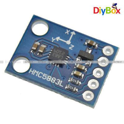 3v-5v Hmc5883l Gy-273 Triple Axis Compass Magnetometer Sensor Module For Arduino