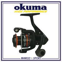 Mulinello da pesca Okuma 4000 per trota lago mare bolentino bolognese  spinning 8dab186e104d