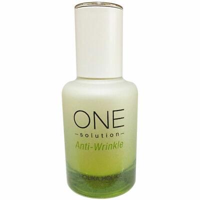Holika Holika One Solution Super Energy Ampoule Anti Wrinkle 30ml Free gifts