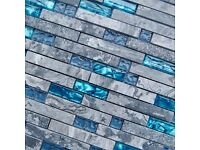Mosaic sheet Glass/ marble NEW!!!