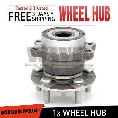 512518 Rear Wheel Hub & Bearing Studs For 2014-2016 Subaru Forester 2.0XT 2.5i - Forester Wheel Bearing