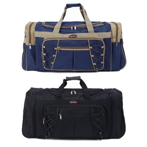 """Men's Large 26"""" Gym Sports Travel Bag Tote Handbag Shoulder"""