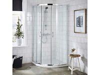 800x800 Shower Enclosure unused