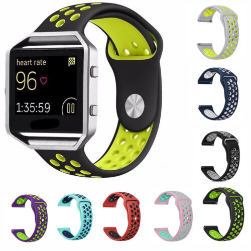 Replacement Silicone Wristband Band Strap Belt for Fitbit Blaze Smart Watch