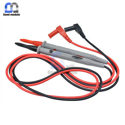 1000v 10a Universal Digital Multimeter Meter Test Lead Probe Wire Pen Cable