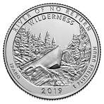 US Quarter River of No Return 2019 D