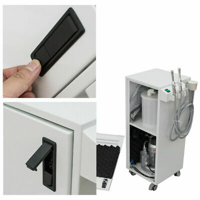 Fda 350w Dentist Medical Dental Vacuum Suction Unit High Vacuum Pump Unit 300lm