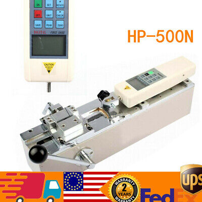Digital Pull Force Tester Horizontal Terminal Tensile Force Testing Machine Usa