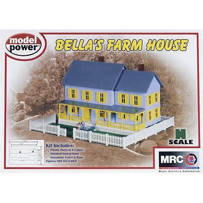 NEW Model Power Bella s Farm House Kit N 1559