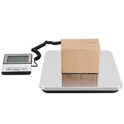 200kg100g Industrial Digital Postal Scale Weight Ship Vet Animal Heavy Duty Bag