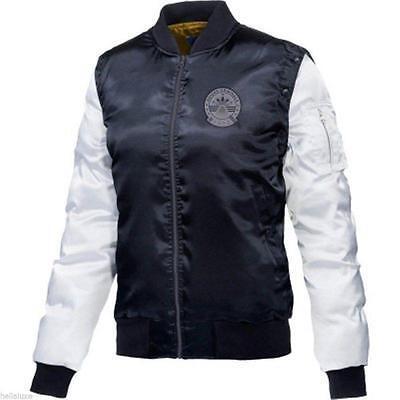 Adidas Originals By Rita Ora Cosmic Jacket Top Satin Removable Sleeve Vest