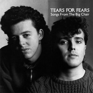 Tears For Fears - Songs From the Big Chair - CD *NEW*