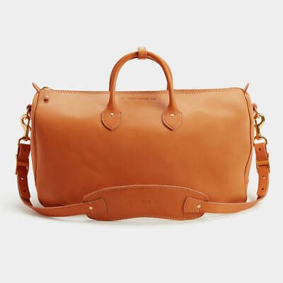 Brand New Best Made Leather Duffle