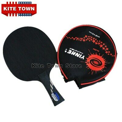 Korean Penhold Carbon Table Tennis Bat Galaxy 986 729-2 Custom-made Melbourne