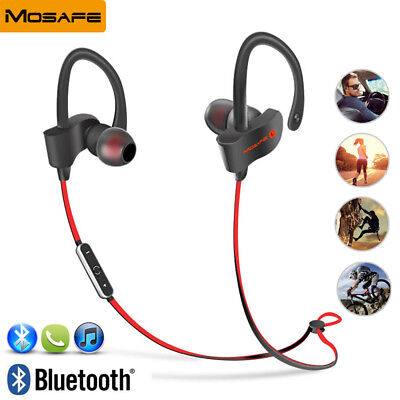Headset Headphones Earbuds - Wireless Bluetooth Headset Headphones Sport Sweatproof Stereo Earbuds Earphone