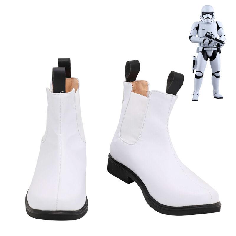 Stormtrooper Shoes Cosplay Star Wars Men Boots