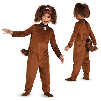 Boys Secret Life of Pets Duke Dog Costume