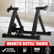 Bicycle Trainer Stationary Bike Cycle Stand Indoor Exercise Training Fat Loss