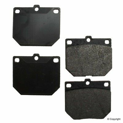 Disc Brake Pad Set-Original Performance Semi-Met Front WD EXPRESS 520 01140 507