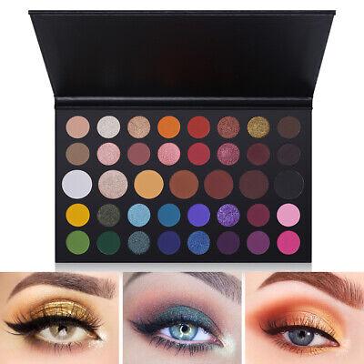 BEST 39 Color Natural James Charles Long Lasting Nude Shimmer Eyeshadow Palette