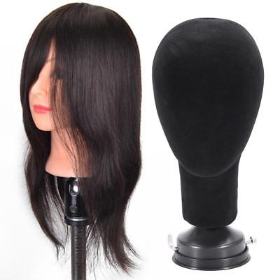 Head Model For Beauty Salon Display Stand Hairdressing Styling Female Mannequin