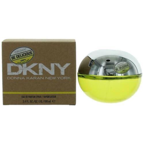 Be Delicious DKNY by Donna Karan, 3.4 oz EDP Spray for Women