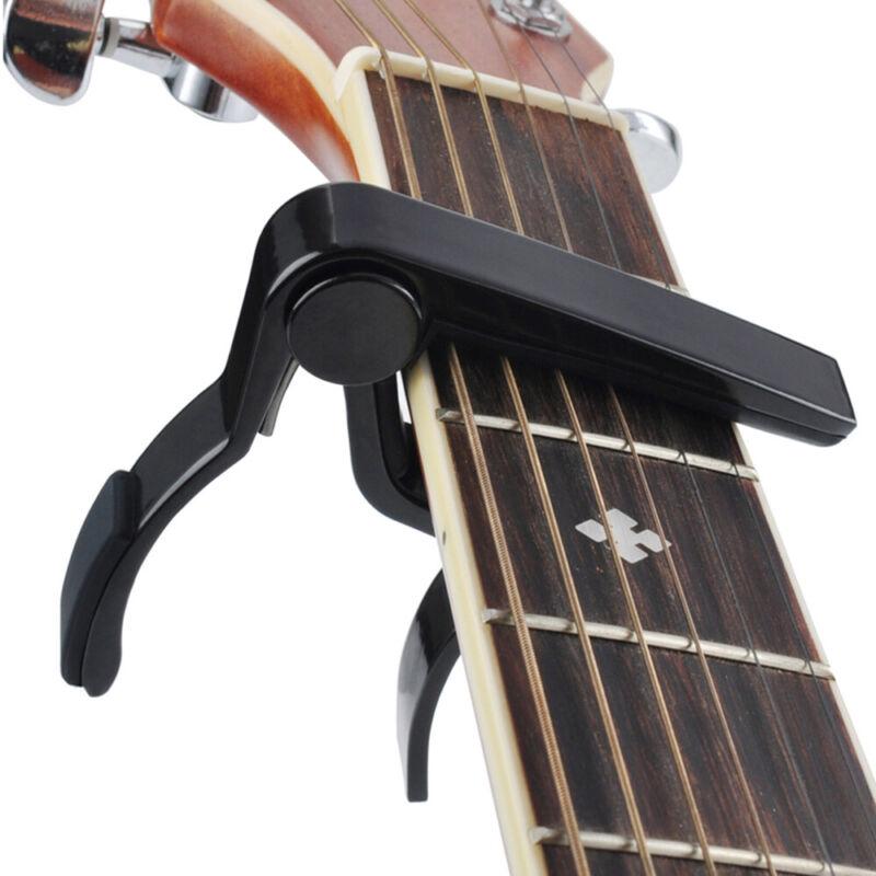 Gitarren Capo Akustikgitarren Kapodaster Capodaster Gitarre Kapo Capo Klemme