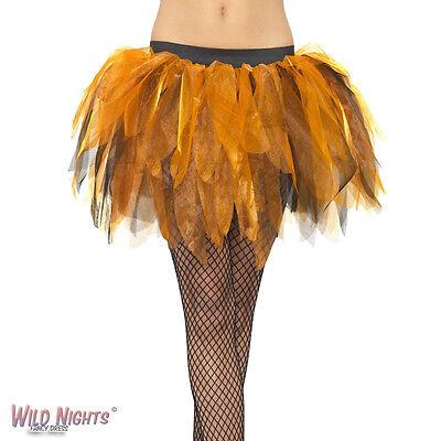 Pumpkin Princess Halloween Costume (FANCY DRESS COSTUME # ADULT HALLOWEEN ORANGE PUMPKIN PRINCESS TUTU)