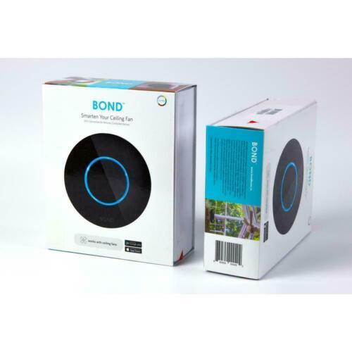 Bond Smart Wi-Fi Ceiling Fan Remote Hub Model # BD-1000