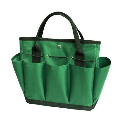 (Garden Tote/ Gardening Tool Storage Bag/Garden Tool Bag with with 8 Pockets)