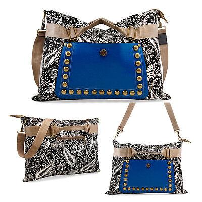 New Hobo Satchel Fashion Bag Tote Messenger Leather Purse Shoulder Handbag Women